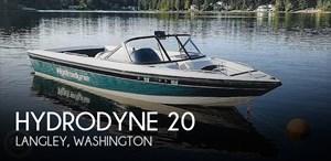 1995 Hydrodyne 20 Grand Sport BR