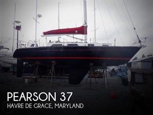1983 Pearson 37
