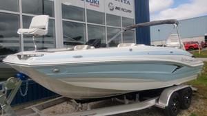 2022 Crownline E 205 XS FISH
