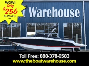 2022 Four Winns Bowriders Deck and Cuddy Boats