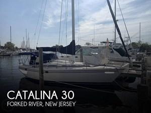 1994 Catalina 30 Mark III Tall Rig