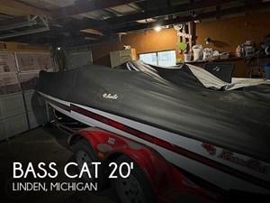 2013 Bass Cat Cougar Advantage