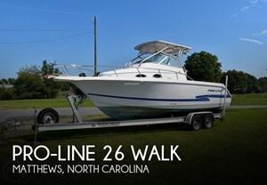 2001 Pro-Line 26 Walk