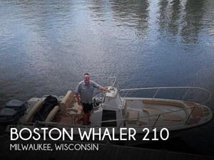 1995 Boston Whaler 210 Outrage