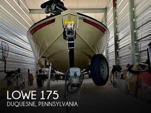 2005 Lowe 175S Fishing Machine