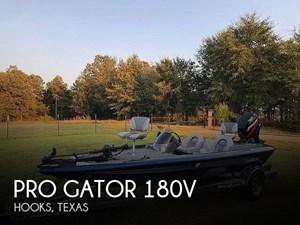 2015 Pro Gator 180v