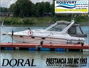 1993 Doral Prestancia 300 MC