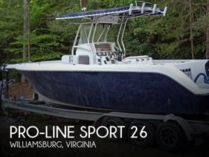 2002 Pro-Line SPORT 26