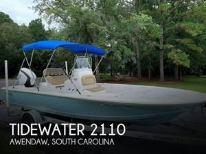 2016 Tidewater 2110 Bay Max