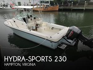 1999 Hydra-Sports 230 Seahorse