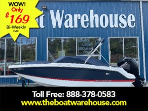 2020 Four Winns Bowriders Deck and Cuddy Boats