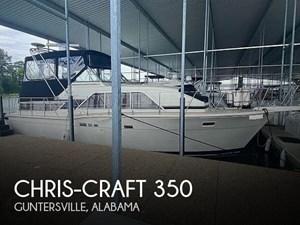 1987 Chris-Craft 350 Catalina