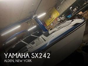2018 Yamaha Sx242