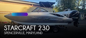 2015 Starcraft 230