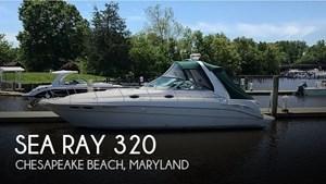 2000 Sea Ray Sundancer 320