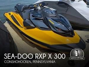 2021 Sea-Doo RXP X 300