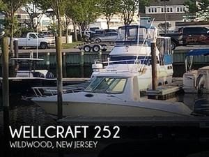 2006 Wellcraft 252 Coastal