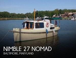 2000 Nimble 27 Nomad