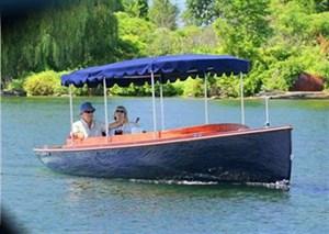 2007 ELECTRIC BOAT!!!Canadian Elec. Boat Co. 156 Quietude Navy Demo