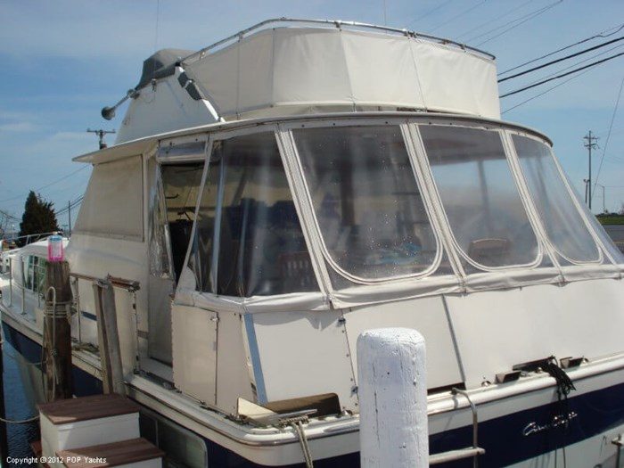 1975 Chris-Craft 45 Commander Photo 4 sur 20