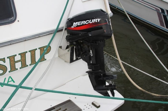 1987 Sea Ray 41 Aft Cabin Photo 15 sur 20