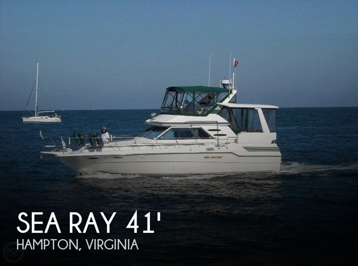 1987 Sea Ray 410 Aft Cabin Photo 1 of 20