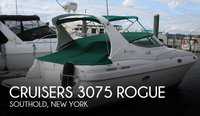 1998 Cruisers Yachts 3075 Rogue Photo 1 sur 20
