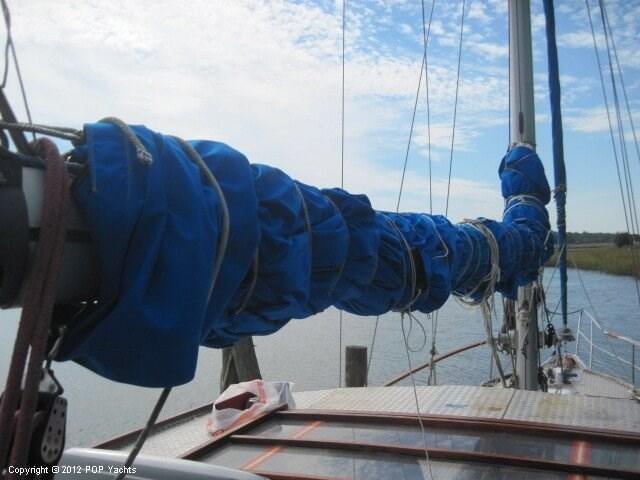 1984 Sea Finn 411 Motorsailer Photo 20 sur 20