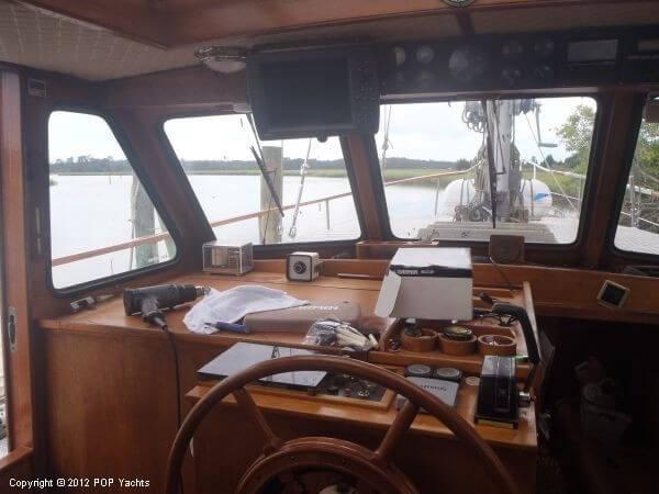 1984 Sea Finn 411 Motorsailer Photo 5 sur 20