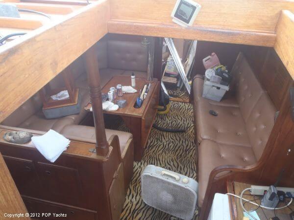 1984 Sea Finn 411 Motorsailer Photo 6 sur 20