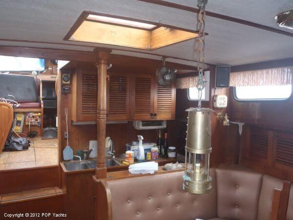 1984 Sea Finn 411 Motorsailer Photo 7 sur 20