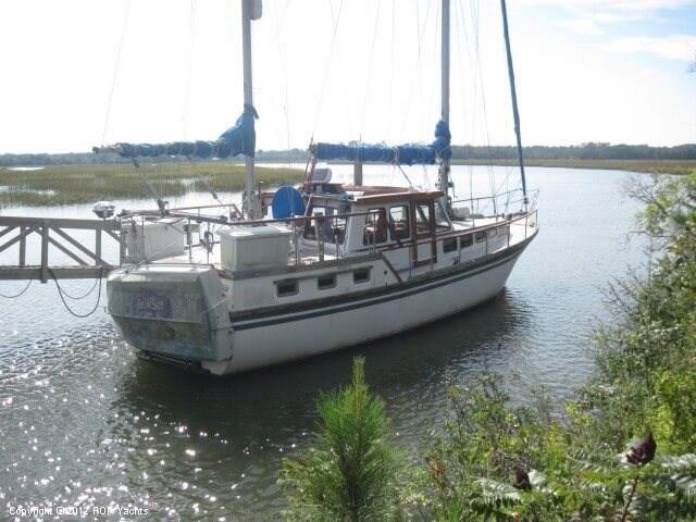 1984 Sea Finn 411 Motorsailer Photo 9 sur 20