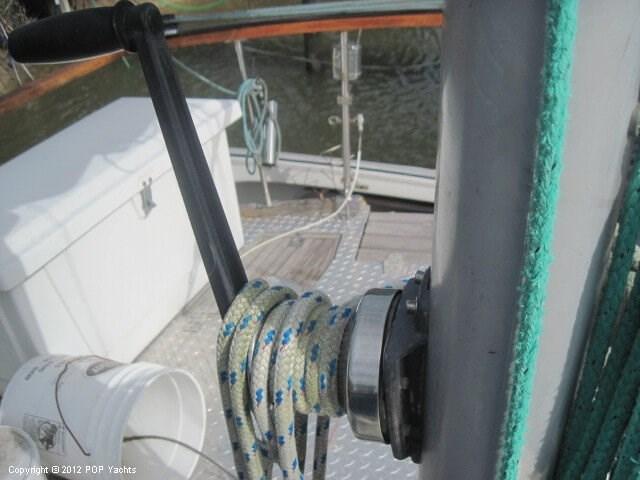 1984 Sea Finn 411 Motorsailer Photo 11 sur 20