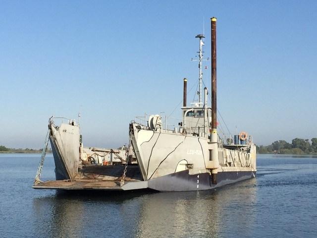 1954 LCU Landing Craft Rebuilt in 2015- 200 ton capacity Photo 12 of 45