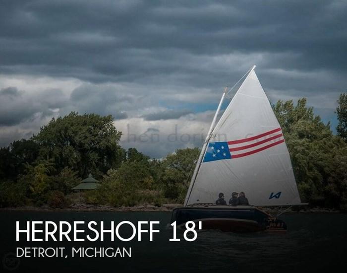 1972 Herreshoff 18 America Photo 1 sur 21
