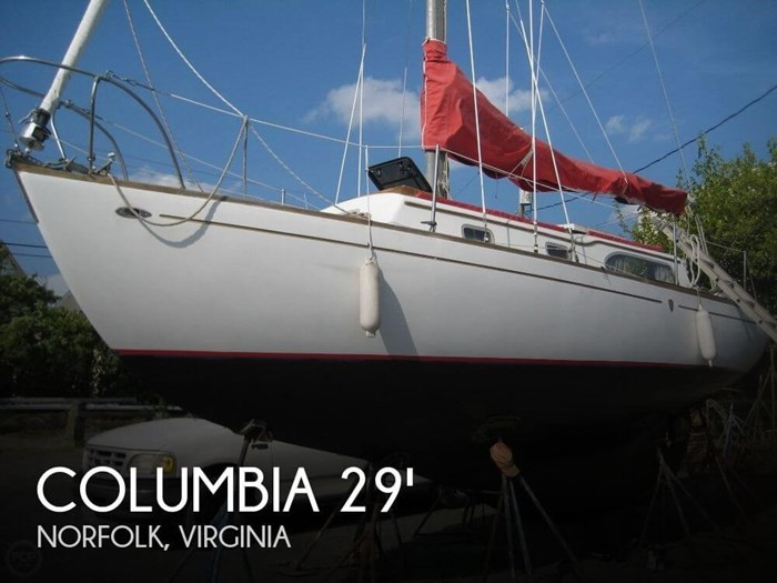 1967 Columbia 29 S & S Mark II Photo 1 of 20