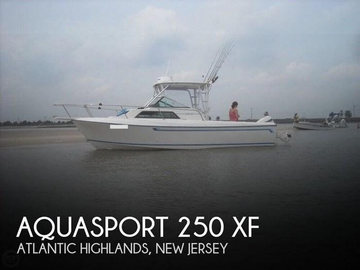 1984 Aquasport 250 XF Photo 1 of 20