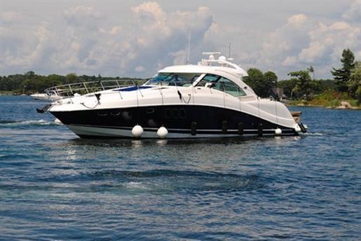 2011 Sea Ray 580 (615) SUNDANCER Photo 25 of 55