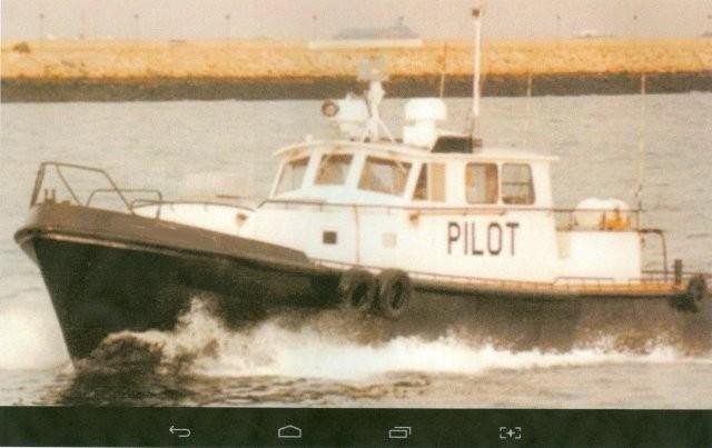 1971 Gladding Hearn Pilot Boat Photo 2 sur 8