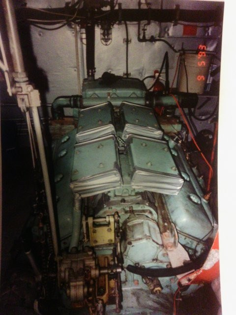 1971 Gladding Hearn Pilot Boat Photo 8 sur 8