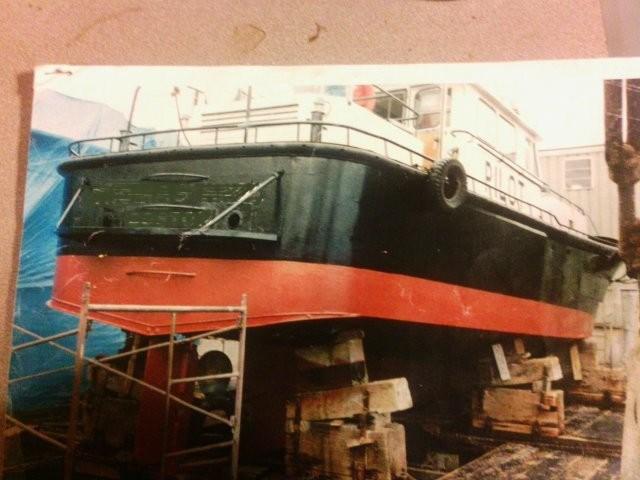 1971 Gladding Hearn Pilot Boat Photo 3 sur 8