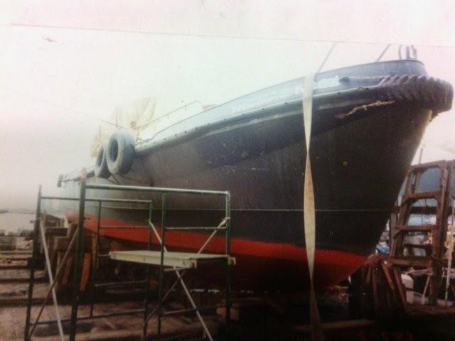1971 Gladding Hearn Pilot Boat Photo 6 sur 8