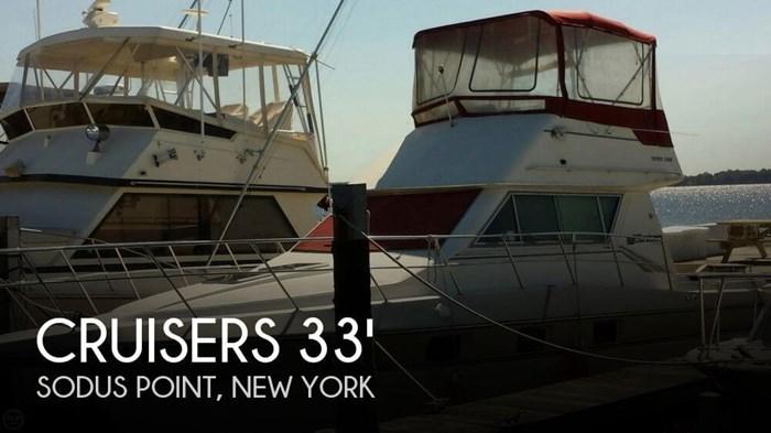 1989 Cruisers Yachts Esprit 3380 Photo 1 sur 20