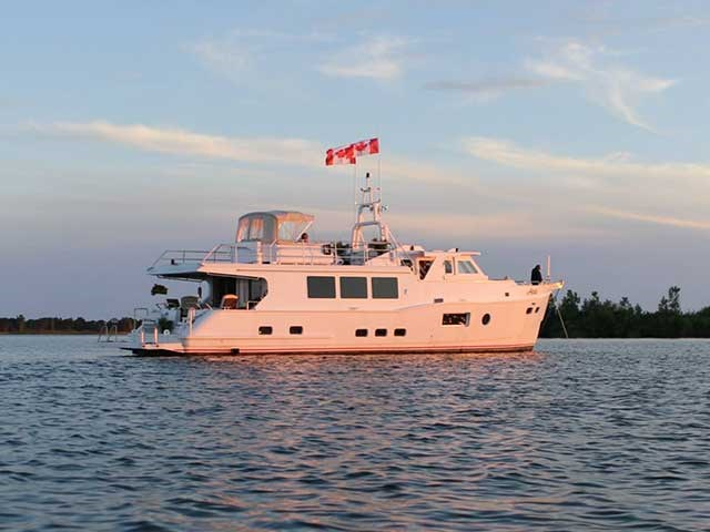 Dovercraft Trawler