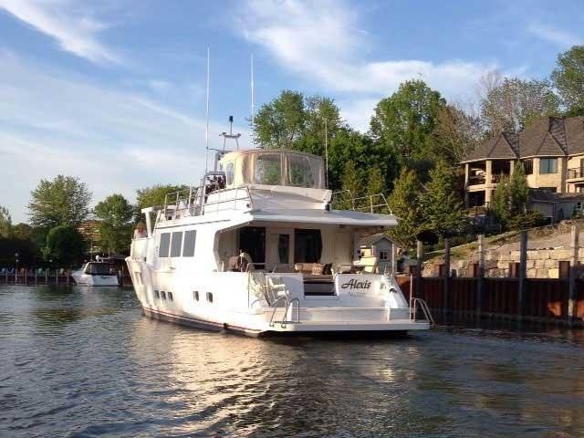 2013 Custom Boat Mfg Dovercraft Trawler Photo 4 of 22