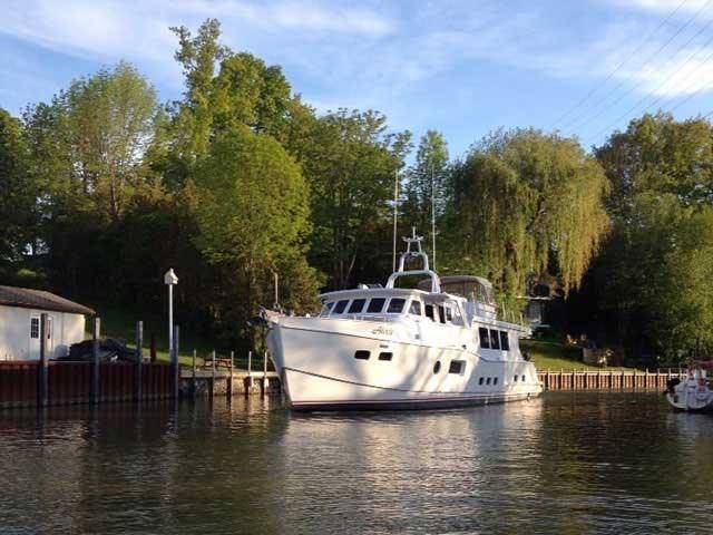 2013 Custom Boat Mfg Dovercraft Trawler Photo 5 of 22