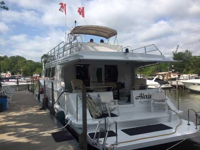 2013 Custom Boat Mfg Dovercraft Trawler Photo 7 of 22