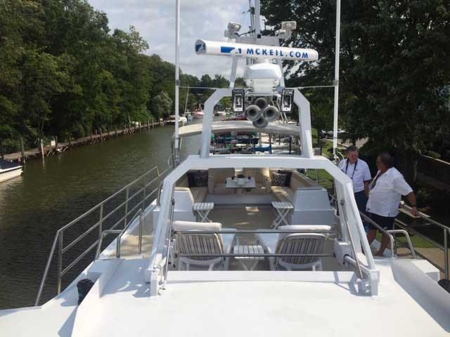 2013 Custom Boat Mfg Dovercraft Trawler Photo 8 of 22