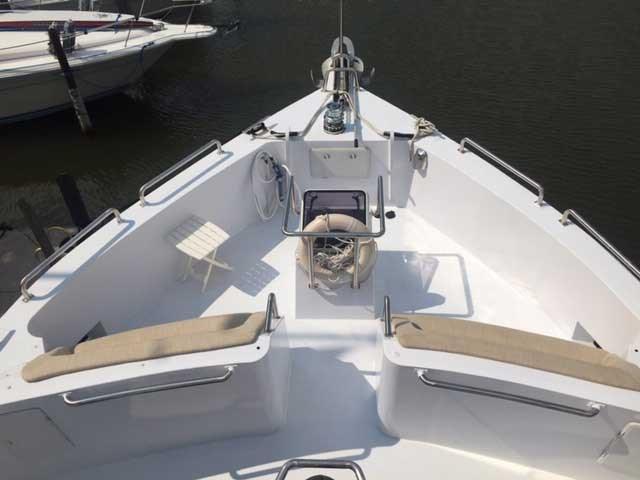 2013 Custom Boat Mfg Dovercraft Trawler Photo 9 of 22