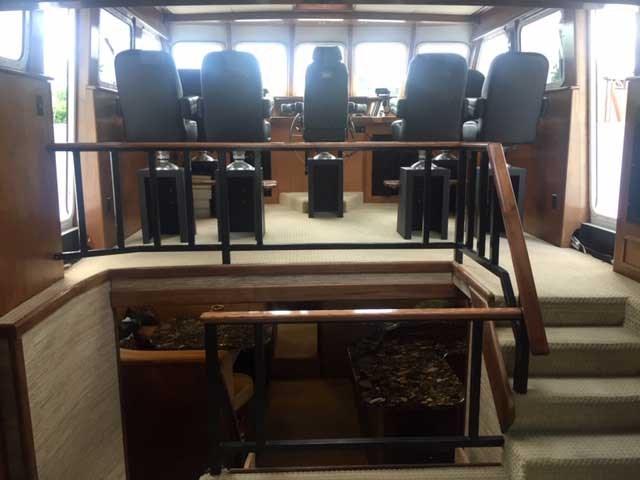 2013 Custom Boat Mfg Dovercraft Trawler Photo 13 of 22